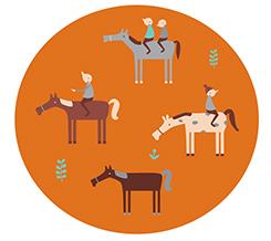 paardenwandelingen
